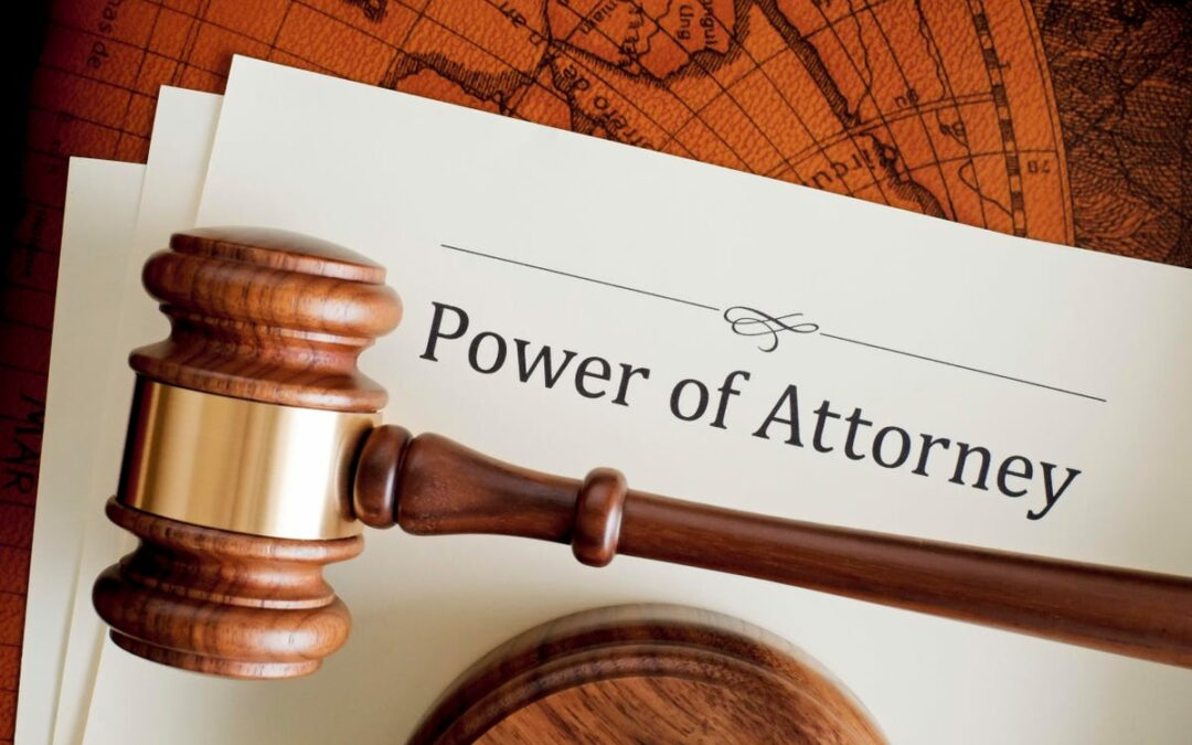 Activating Your Power of Attorney
